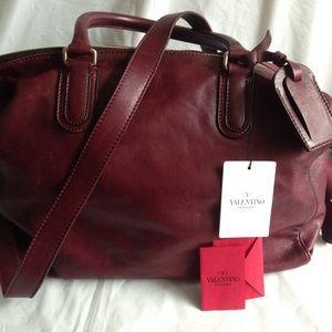 ***SOLD*** Valentino Garavani Travel Bag